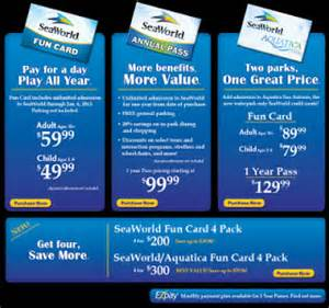World Cheap Tickets Cheap Sea World San Antonio Tickets Seaworld Tickets Html