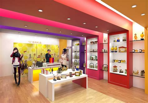 design shop gift to give chain store in airports across china 2011