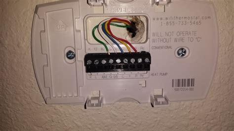 honeywell wifi thermostat wiring diagram honeywell wifi thermostat wiring diagram fuse box and