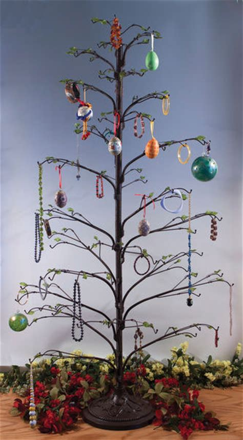 tree ornament stand ornament display trees ornament stands jewelry stands