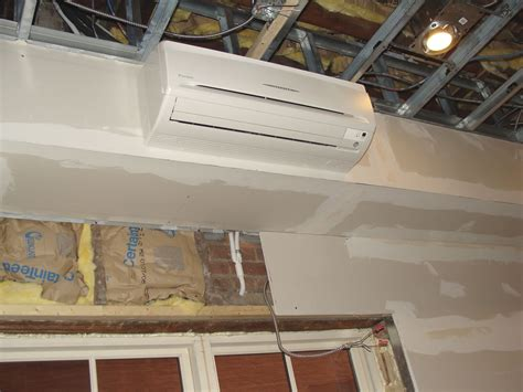 Ac Indoor ny nj ductless air conditioning installation photo