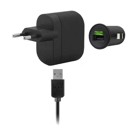 3 1 usb car charger 3 in 1 charging kit for hp elitepad 900 with wall charger