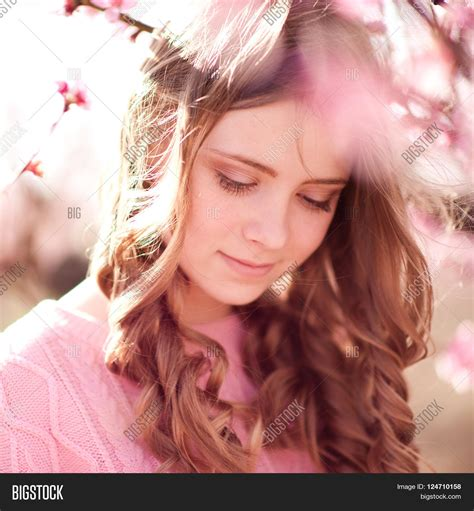 beautiful teen girl 14 16 year old image photo bigstock