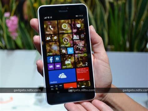 Microsoft Lumia640 Xl microsoft lumia 640 lumia 640 xl launched alongside dual