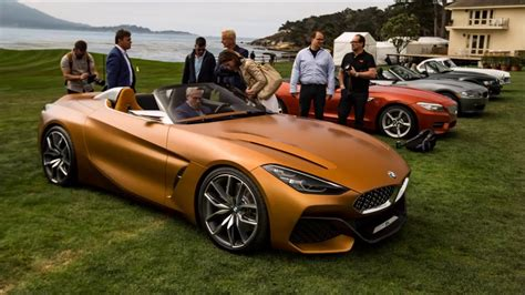 new bmw 2018 z4 2018 bmw z4 concept reveal topcar