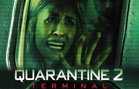 quarantine film festival quarantine 2 terminal poster filmofilia
