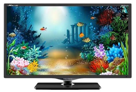 Jual Tv Led Murah by Harga Tv Led Polytron Pld 32v710 Digital Tv 32 Inch