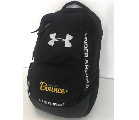 Backpack Limited armour backpack limited edition charity bounce