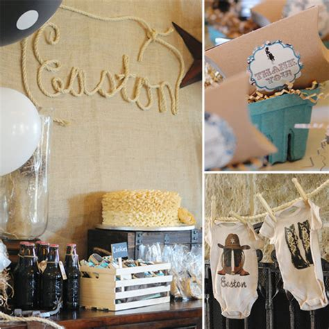 western theme baby shower decorations baby shower food ideas baby shower ideas western theme