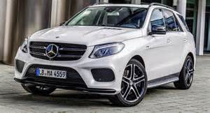 Mercedes 4matic Suv Mercedes Debuts Gle 450 Amg 4matic Suv