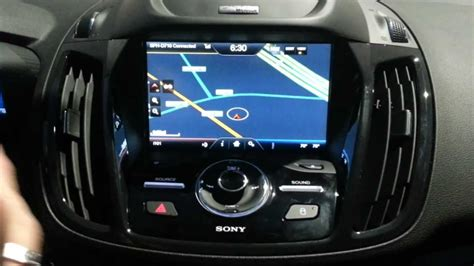 ford sync navigation not working ford sync voice activated navigation