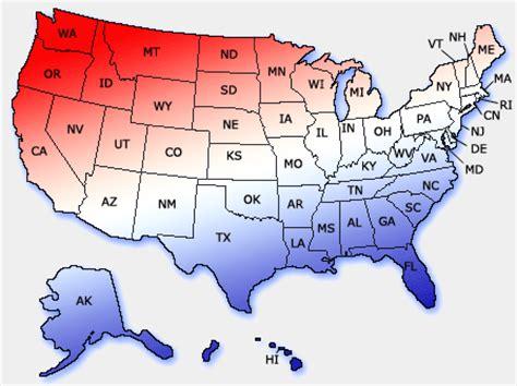 washington dc on us map map of state progress