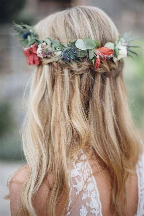 Wedding Boho Updo by Best 25 Boho Wedding Hair Ideas On Boho