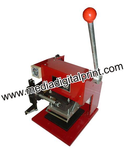 Pemotong Kartu Nama Manual mesin hotprint kartunama ud wijaya supplier mesin