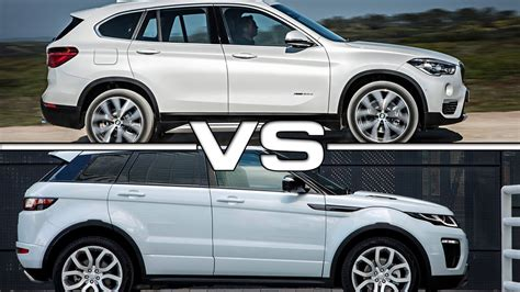 land rover bmw mercedes glc vs range rover evoque vs bmw x3 suv 2017