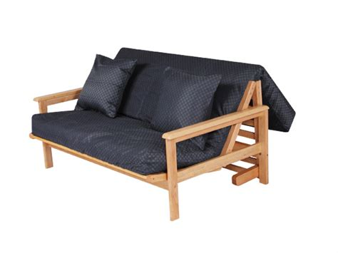 a frame futon futon frames information on futon frame construction