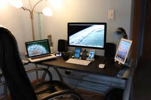 Gaming Desk Setup Ideas by Ultimate Tech Bedroom Desk Tour Gaming Setup Desk
