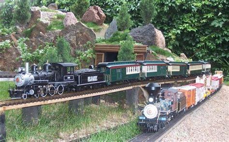 garden train layout design garden train layout railroading
