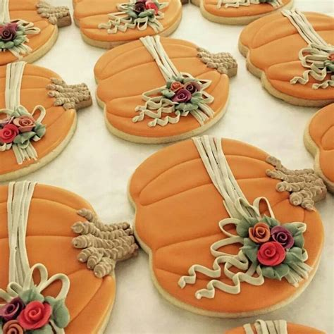 fall cookie decorating ideas 1000 ideas about decorated sugar cookies on