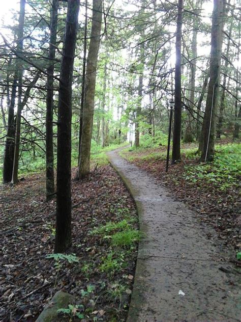 breaks interstate park cabin trail by ludicrazy on deviantart