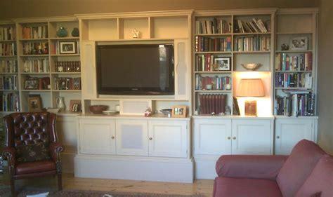 handmade bookcases home studies in hardwood door
