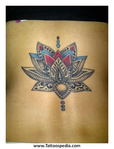lotus tattoo with quote lotus flower good quotes quotesgram