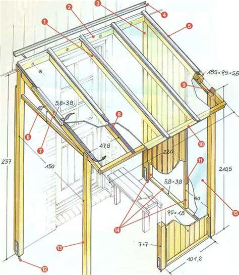como construir un porche de madera bricolaje decoraci 243 n 187 construir porche