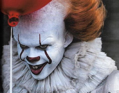 The It by Here S Why Bill Skarsgard Was Cast As Pennywise In It