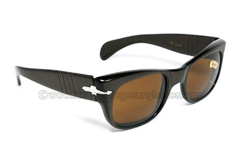 Persol Handmade In Italy - luxury vintage sunglasses details of persol ratti 6200