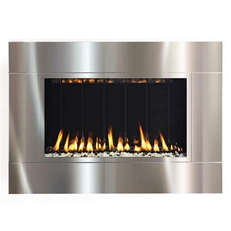 Spark Fireplace by Ribbon Vent Free Slim Spark Modern Fires