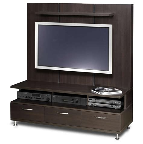 tv stand wall designs home design espresso teak wood floating wall mounted