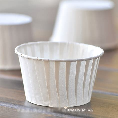 How To Make Paper Muffin Cups - free shipping white cupcake liners paper cup cups cases