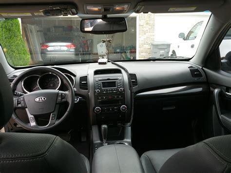 2011 Kia Sorento Interior Dimensions by 2011 Kia Sorento Interior Pictures Cargurus