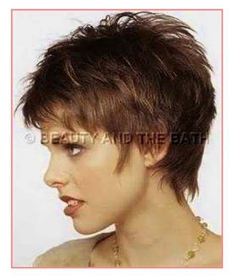 hair styles for flat fine hair for 50 year old woman wonderful haircuts short hairstyles for fine thin hair