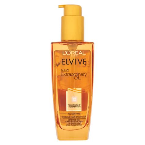Loreal Elvive l oreal elvive extraordinary for all hair types
