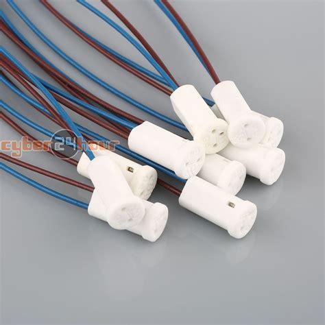 g4 l holder base 10x g4 base ceramic l holder socket cable halogen led