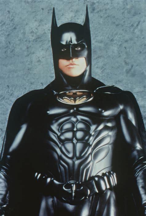 Val Kilmer Batman   val kilmer has batman reunion movie idea where christian