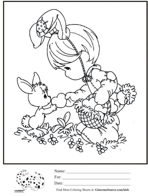 valentine bunny coloring page coloring pages sharing a carrot happy valentine