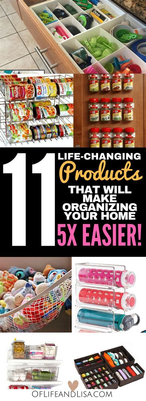home organizing must haves simple made pretty 11 must have products to make organizing your home easier
