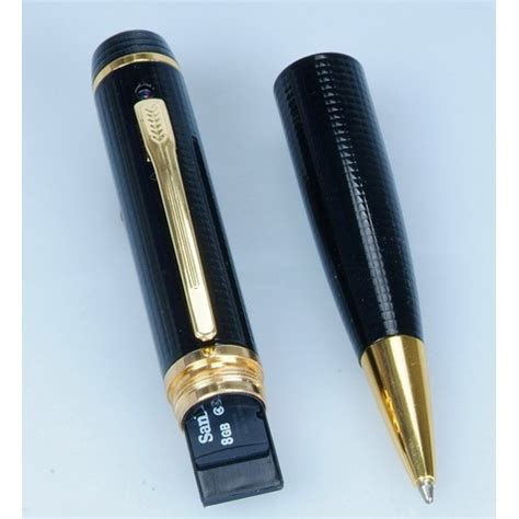 Pen Recorder High Definition 720p Black 1 pen recorder high definition 720p black jakartanotebook