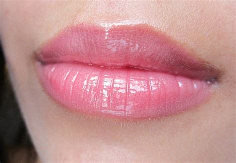 Lipgloss Pink pink lipgloss swatches my exquisite world