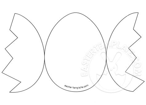easter card templates egg easter greeting card easter template