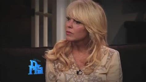 dina lohan hairstyles dina lohan drunk on dr phil the hollywood gossip