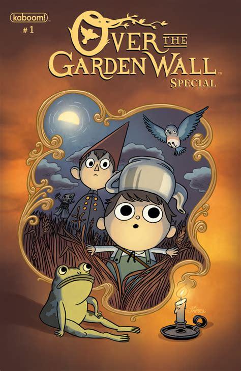 review   garden wall  cartoon network