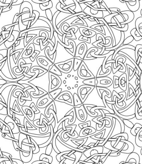 Abstract Coloring Pages Printable by Printable Mandala Abstract Colouring Pages For Meditation