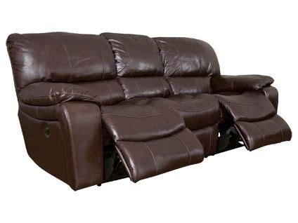 3 Seater Sofa With 2 Electric Recliner Actions