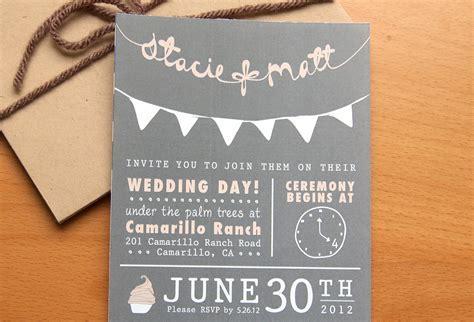 budget wedding ideas DIY invitations Etsy weddings