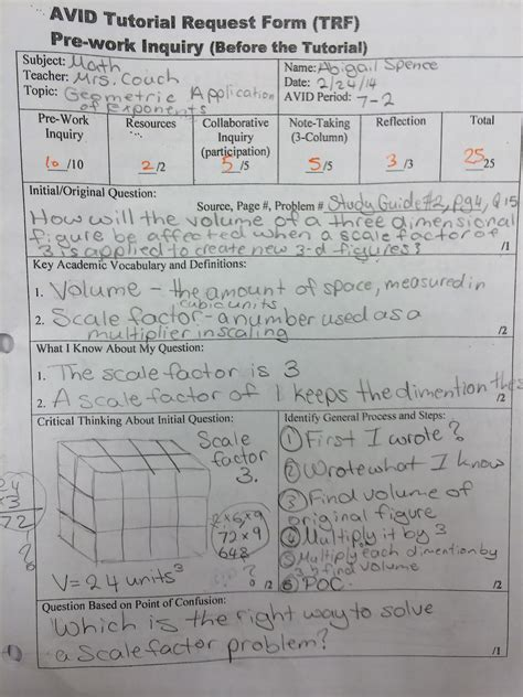 math tutorial questions for avid ms nickel s avid blog 2 how can avid help students be