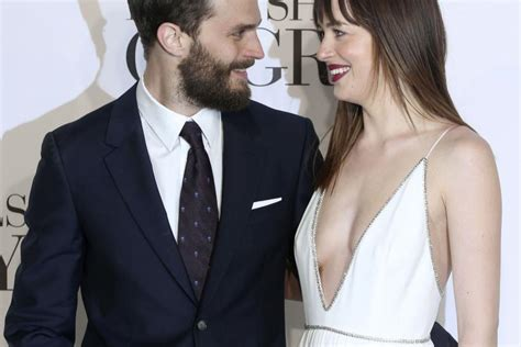johnson fifty shades of grey actor fifty shades of grey actress dakota johnson on playing