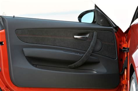 Auto Interior Door Panels 2011 Bmw 1 Series M Coupe Interior Door Panel Eurocar News